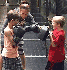Mixed Martial Arts for Kids