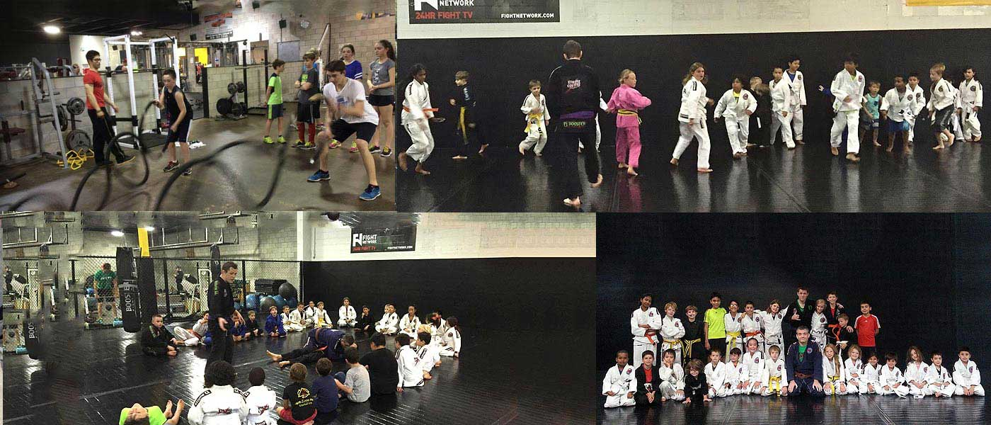 Kid's MMA Classes at Xtreme Couture